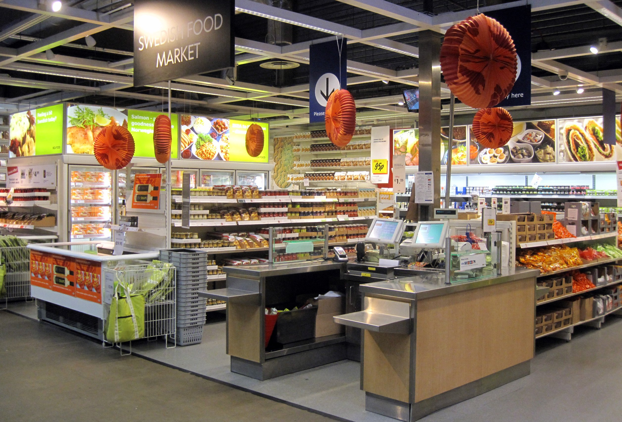 Galleries ispira blog for Ikea shops london