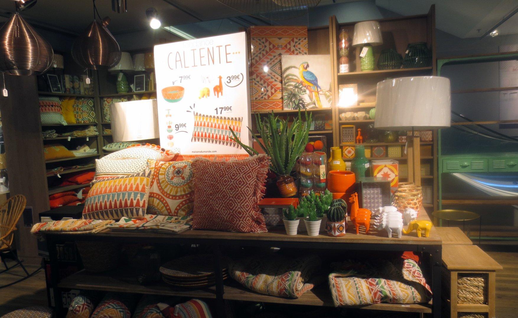 la maison du monde paris great dcoration deco paris. Black Bedroom Furniture Sets. Home Design Ideas