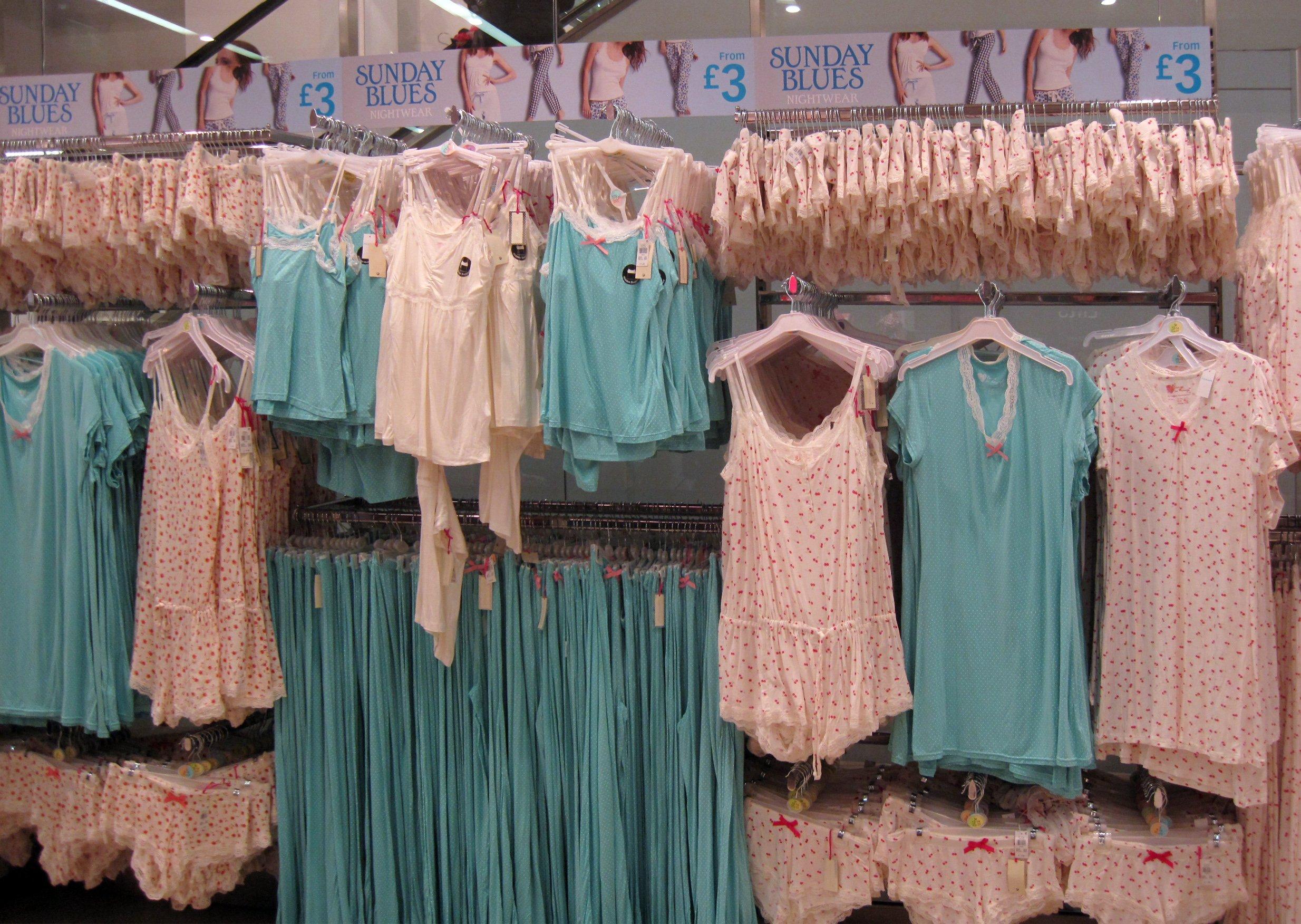 Grunes kleid primark