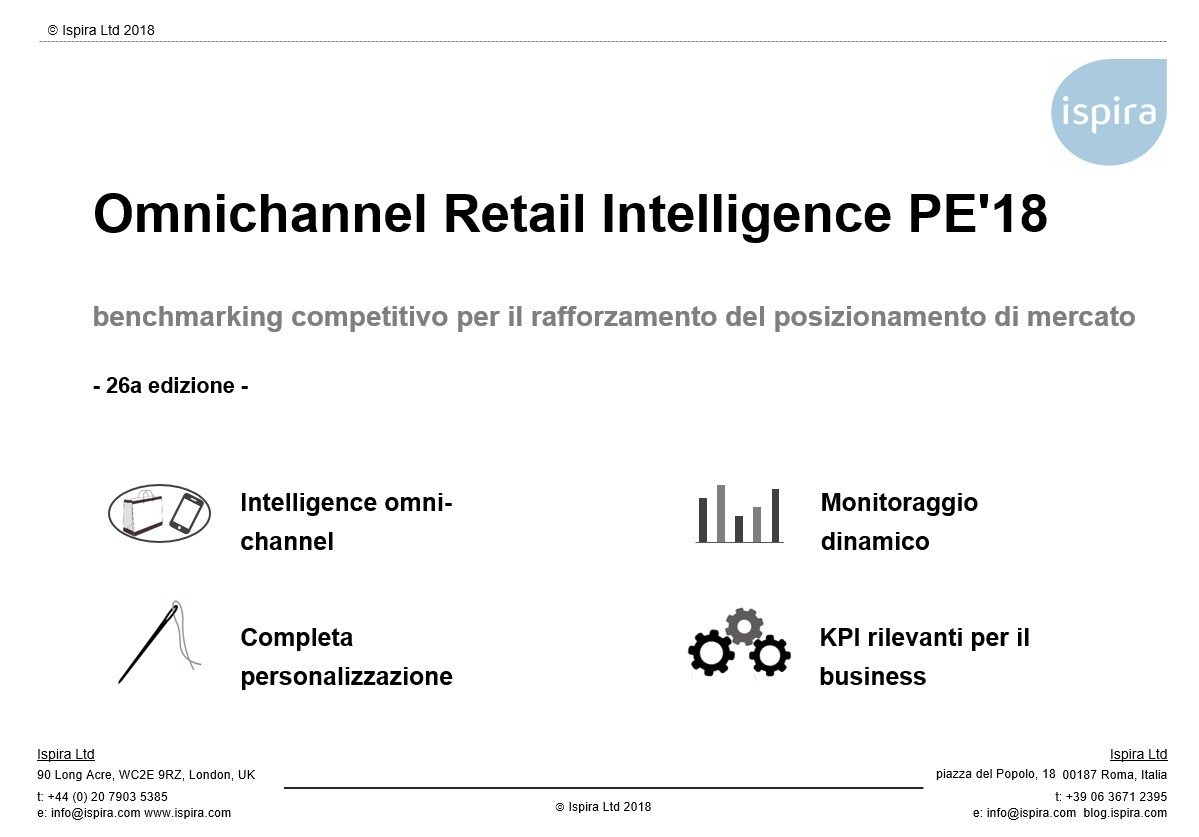 Omnichannel Retail Intelligence PE18