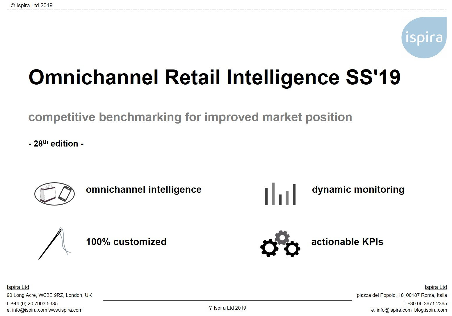 Omnichannel Retail Intelligence SS19