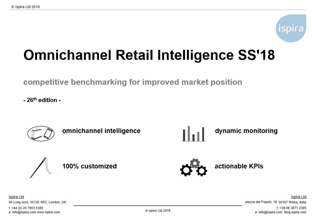 Omnichannel Retail Intelligence SS18