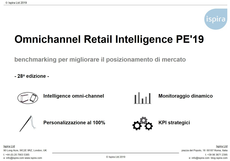 Omnichannel Retail Intelligence PE19