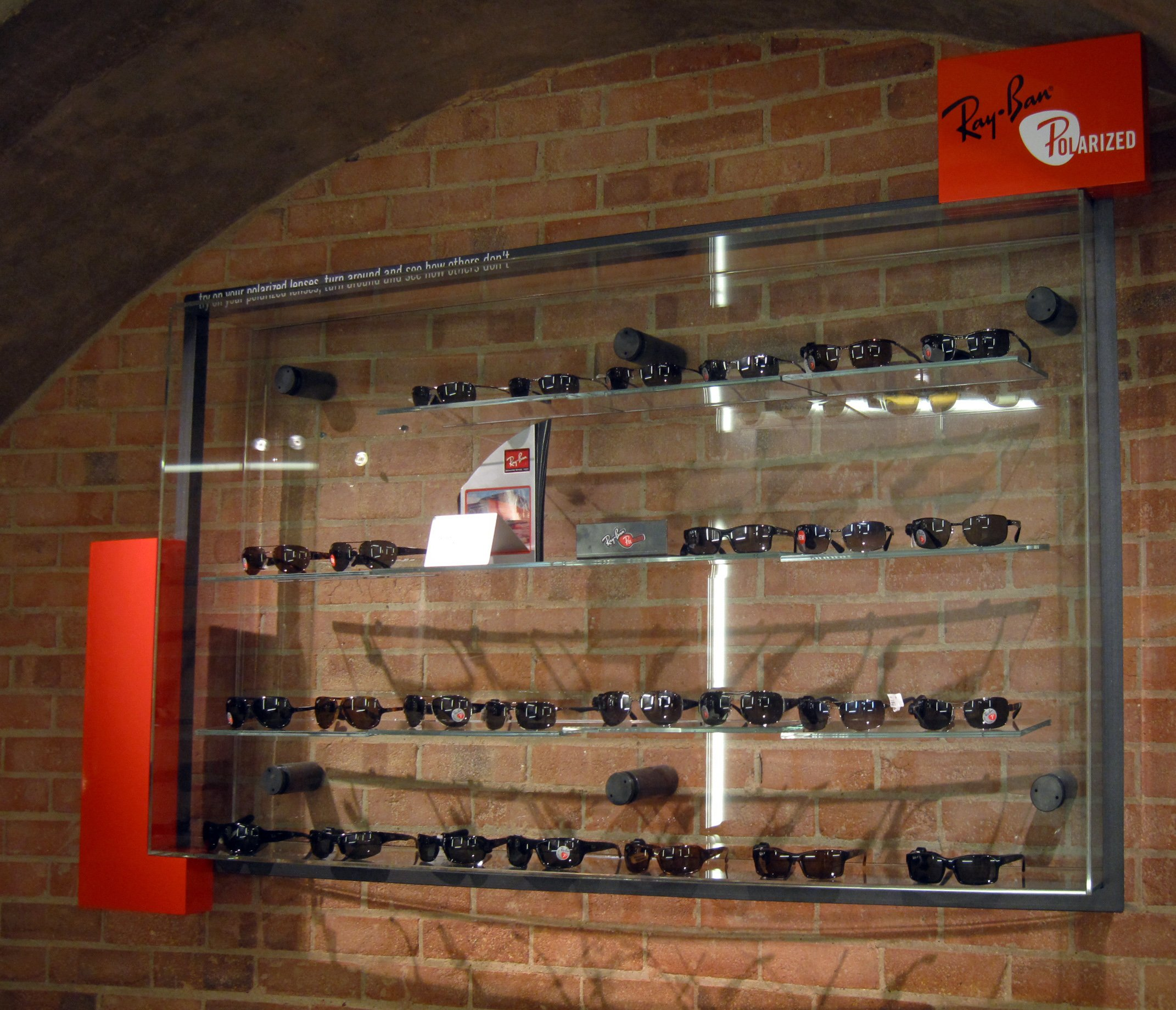 ray ban shops stores  description: ray ban polarized range in london store. size: 1614.5kb 2142x1840 pixel. uploaded on: 16/01/2012. last edit: 16/01/2012. viewed : 1449 times