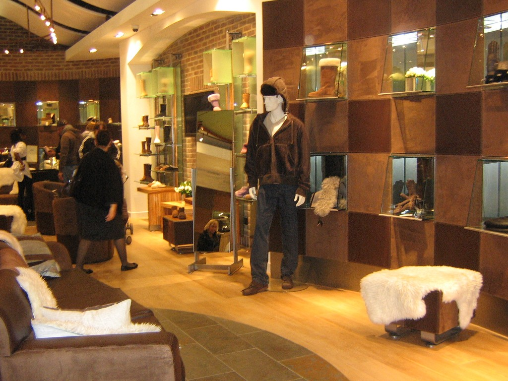 Ugg Boots London Covent Garden Mount Mercy University