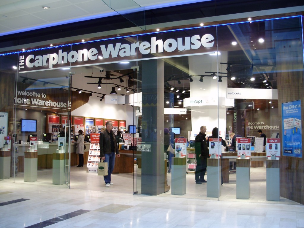 carphone warehouse Compare great offers and contracts on the widest choice of networks for mobile  phones and tablets from carphone warehouse.