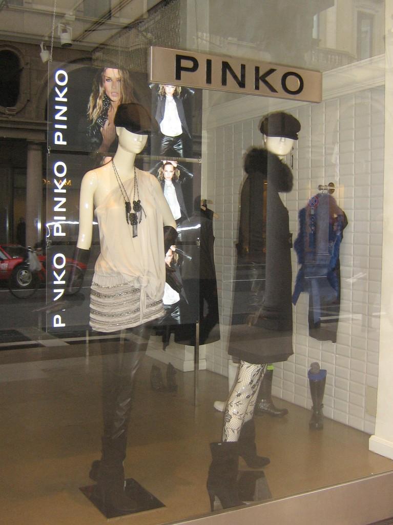 Pinko Ispira Blog