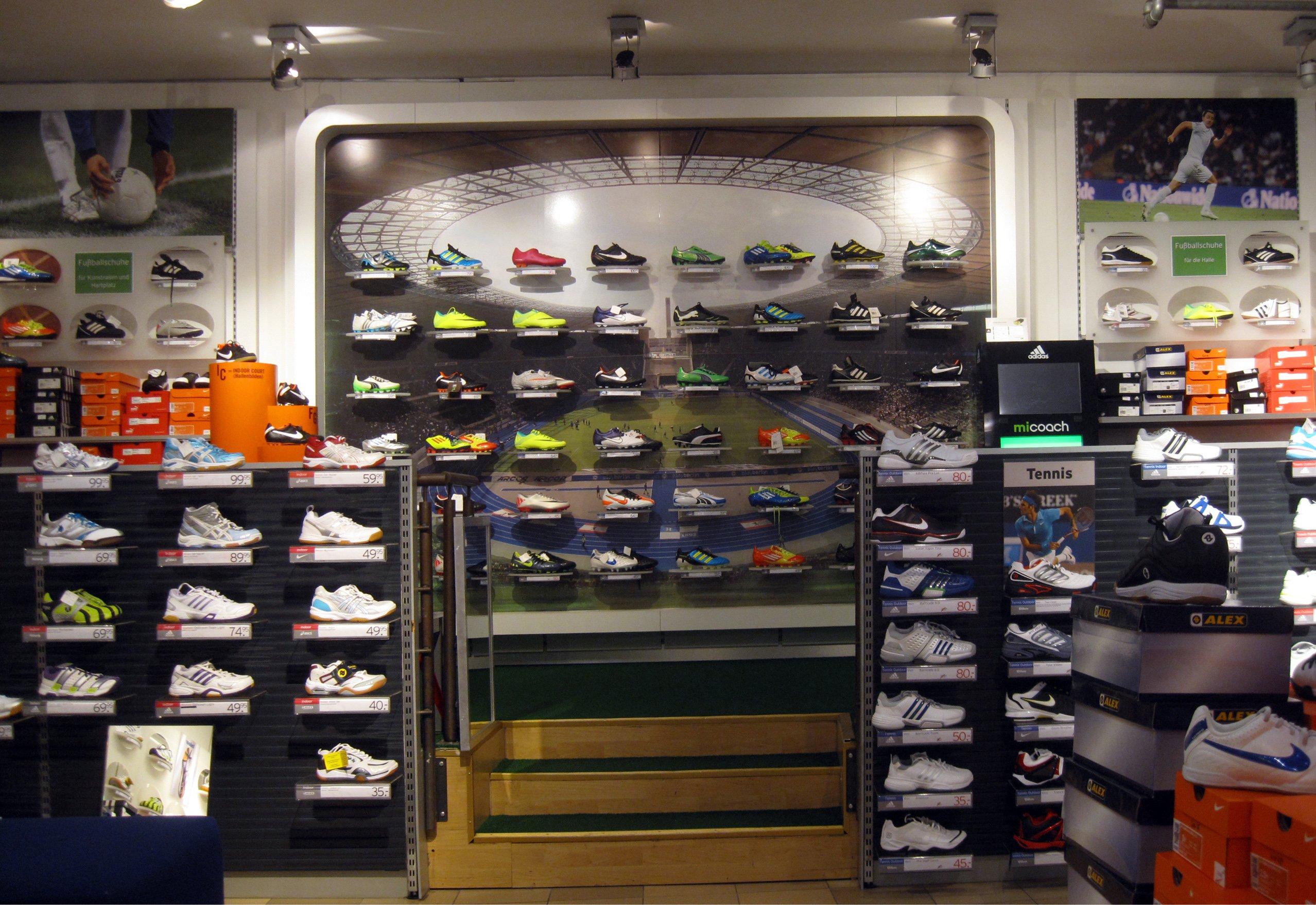 Top Ten Shoe Stores In America