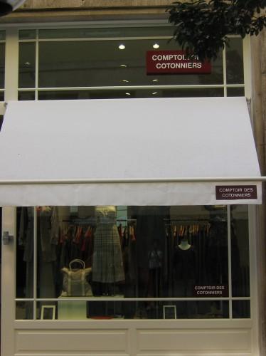 Comptoir des cotonniers ispira blog - Magasin d usine comptoir des cotonniers ...