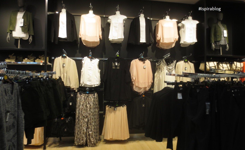 e83c5632b4 ... Primark - Milan - Spring 2016 - Womenswear Collection - light pink &  black apparel 2016-04-29 ...