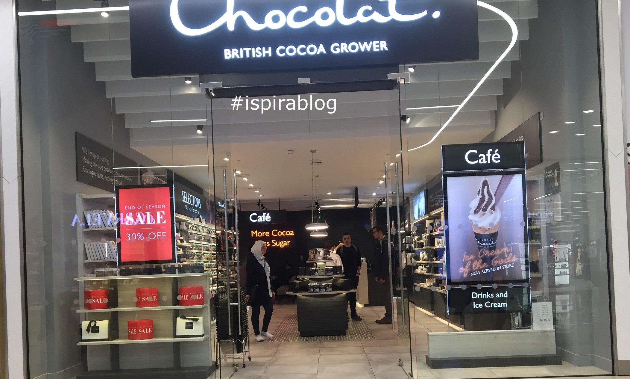 Hotel Chocolat - Ispira Blog
