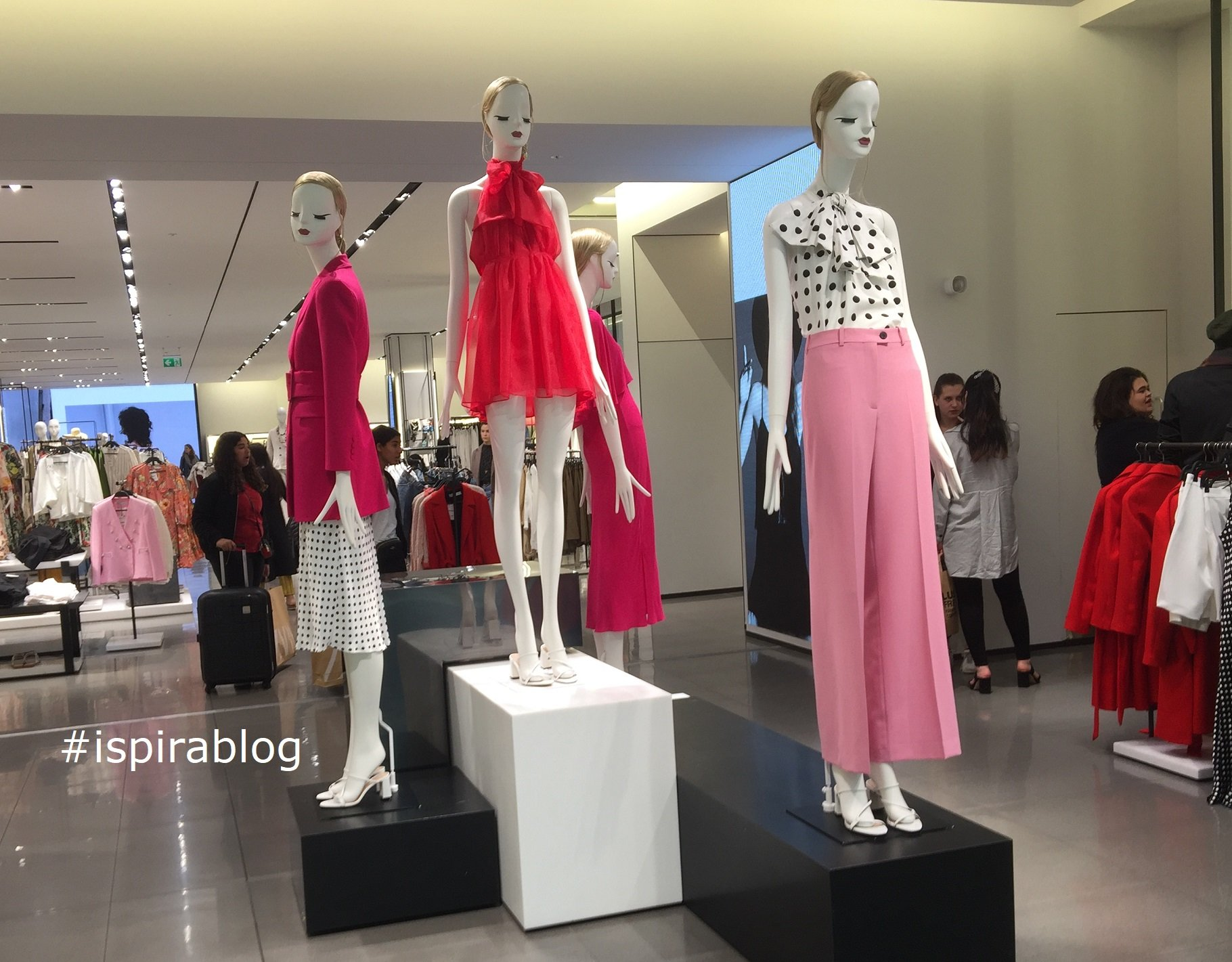Zara - Ispira Blog