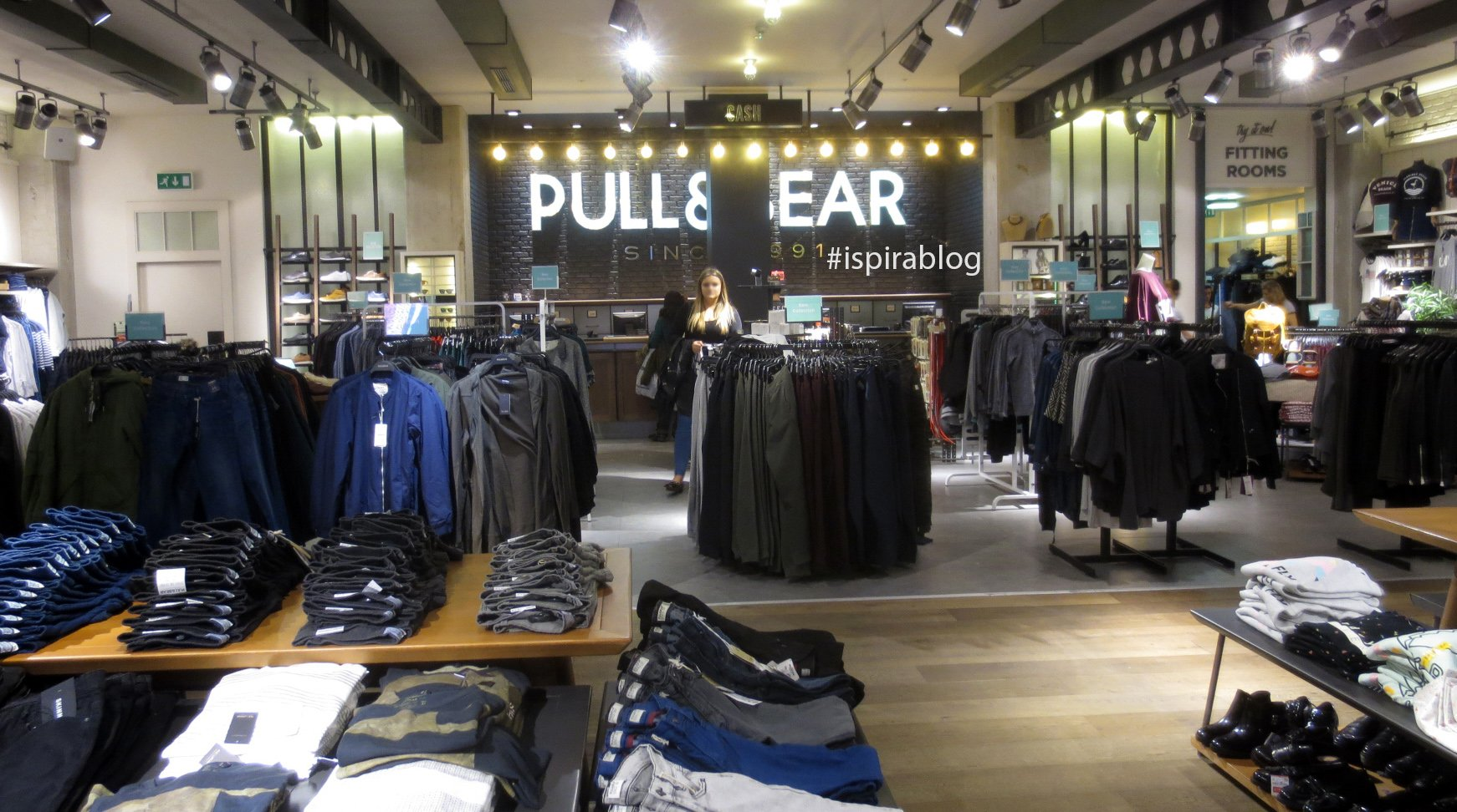Pull and Bear Collection Spring Summer